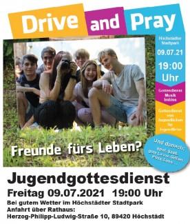 Drive&Pray